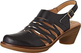 El Naturalista 女士 N5353 Vaquetilla 封闭凉鞋