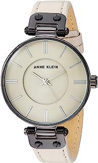 Anne Klein 安妮 克莱恩礼服手表(型号:AK/3445GYCR)