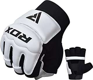 RDX Taekwondo 手套 WTF 训练武术拳击拳击 TKD 拳击手手套 MMA 拳击手
