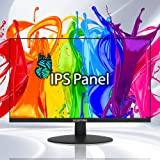 Sceptre IPS 24 英寸商务电脑显示器 1080p 75Hz 带 HDMI VGA 内置扬声器,机器黑色 (E…