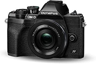 Olympus 奥林巴斯 OM-D E-M10 Mark IV 微四三系统相机,20 MP 传感器