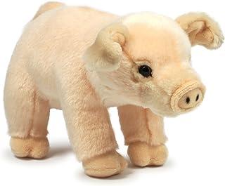 Anna Club 毛绒公仔 ACP16847 毛绒小猪软玩具 23 厘米