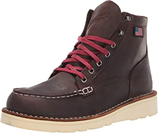 "Danner Bull Run Moc Toe 6"" Construction Boot"