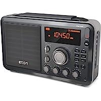 Eton Elite Field AM/FM/短波台式收音机带蓝牙