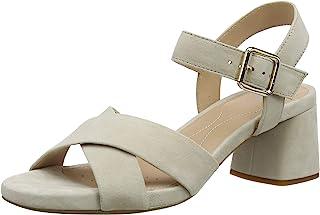 Geox 健乐士 女士 D Genziana Mid B 露趾凉鞋