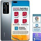 Huawei 华为 P40 Pro Dual-SIM BUNDLE (16.7cm (6.58英寸),256GB内部存储…