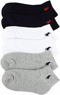 POLO 衫儿童袜子男童分高与马球运动员 (2–12岁)
