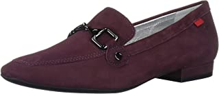 MARC JOSEPH NEW YORK 女士皮革 W. Houston Buckle 乐福鞋
