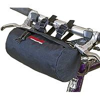 Bushwhacker Waco 黑色 - 自行车车把和座椅包 自行车 气缸 马鞍包 框架 后部前部配件
