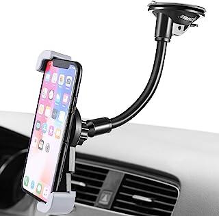 对角夹汽车支架, ipow 大设备 dashboard/挡风玻璃手机支架底座适用于 iPhone SAMSUNG GALAXY Nexus LG HTC GPS 等