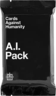 Cards Against Humanity: A.I.Pack, Black (AIP)