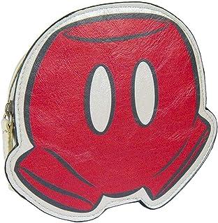 女士 CARTERA MONEDERO MICKEY 钱包,红色(rojo 23),3 x 11 x 15 厘米