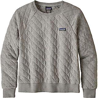 Patagonia 女士 W's *棉绗缝圆领球衣