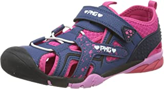 PRIMIGI 女童 Paq 34620 包头凉鞋
