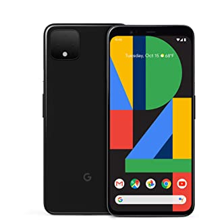 Google 手机 Pixel 4 XL - 128GB - 已解锁 黑色