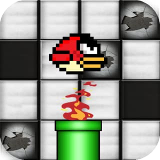 Flappy Tap Tiles - Step On The Black Tile To Fly