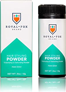 Royal Fox Brand *造型丰盈发质粉(推理/根提升粉)