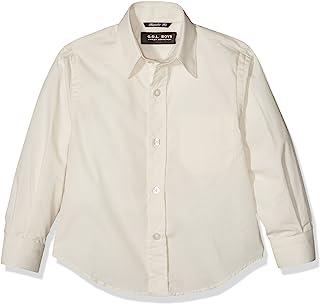Gol 男孩肯特领,常规版型衬衫