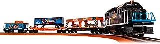 Lionel Hot Wheels 电动 O 轨模型火车套装,带遥控和蓝牙功能