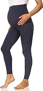 V VOCNI 孕妇打底裤 适合腹部 孕妇锻炼 瑜伽裤 运动服 弹力打底裤