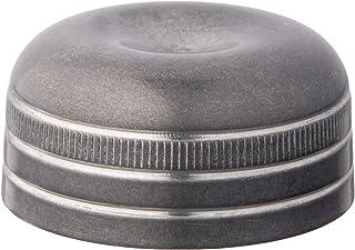 Barfly M37038BK 3 件套重量级鸡尾酒调酒器套装 17 盎司(500 毫升) 复古色 Replacement Cap For M37038VN M37038VN-CAP