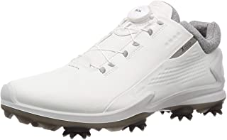 ECCO 爱步 男士 Biom G-3 Boa 高尔夫鞋