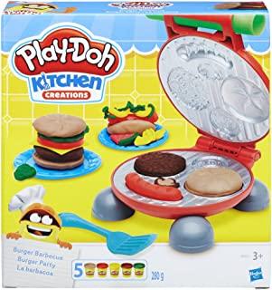 Play-Doh 培乐多 汉堡烧烤套装