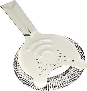 Paderno World Cuisine 不锈钢鸡尾*滤器,灰色