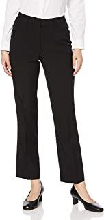 Cecile 裤子 前开裤 办公服 可选长度 腰部松紧带 可机洗 女士 AR-598
