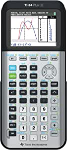Texas Instruments 德州仪器 TI84PLSCEBLUBRY 图形计算器