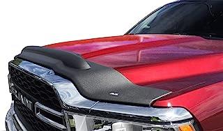 汽车通风罩 AVS 436189 Aeroskin II 纹理黑色嵌入式安装罩保护罩适用于 2019-2020 Ram 2500/3500
