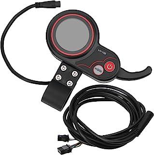 3 级背光舒适电动拇指节流阀,带显示屏的拇指节流阀保护电动滑板车