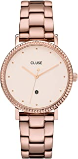 CLUSE 女式模拟石英手表不锈钢表带 CW0101209009