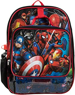 Marvel 漫画书宇宙*英雄背包 5 件套