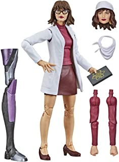 Hasbro 孩之宝 Marvel 漫威传奇系列 X 战警 6 英寸(约15.24厘米)可收藏版莫拉 MacTaggert 手办,高级设计和 5 个配件,适合 4 岁及以上儿童