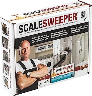 Scalesweeper 除水器 | 电子水管安装于水管进入家的地方,以保护水管、热水器、电器 24/7 | 防止硬水垢和积垢