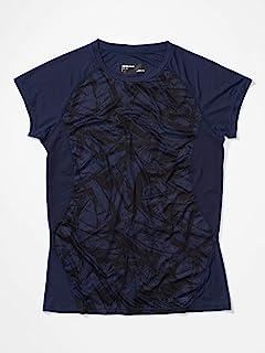 Marmot 女式水晶短袖户外 T 恤
