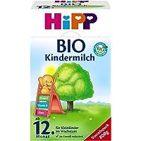 Hipp Bio Kindermilch - ab dem 12. Monat, 9er Pack (9 x 800g)