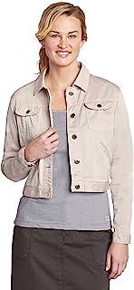Woolrich 女士府綢剪裁斜紋夾克