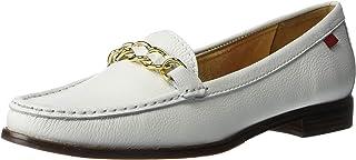 MARC JOSEPH NEW YORK 女士皮革链细节公园大道南方乐福鞋