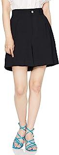 snidel 薄纱亚麻短裤 SWFP202111 女士