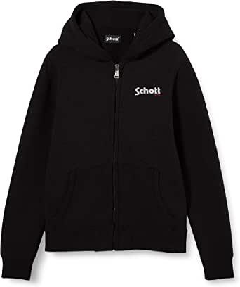 Schott NYC 男孩 Swchillb 运动衫