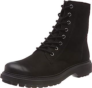 Geox 健乐士 D Asheely H 女士 骑行靴