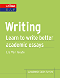 Writing: B2+ (Collins Academic Skills): Learn to Write Bette…