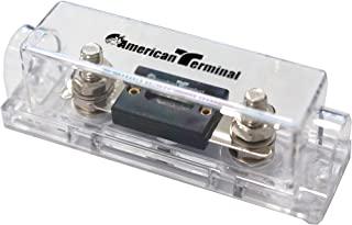 American Terminal ANH32CC 0/2/4 Ga ANL 保险丝支架 + 200 Amp ANL 保险丝