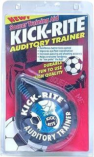 Kick-Rite 足球踢练习训练器   正确地踢足球   易于使用的足球训练辅助器   儿童足球训练设备
