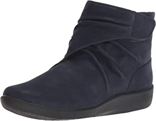 Clarks Sillian Tana 时尚磨砂皮女靴