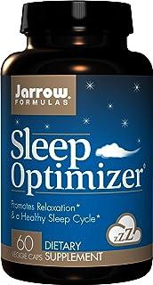 Jarrow Formulas杰诺 优化睡眠褪黑素色氨酸 , 60粒