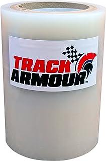 """TRACK ARMOUR - 车载临时跟踪日漆保护透明胶膜 6"""" x 100' TA6X100"""