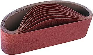 IVY Classic 43050 Flex-Abrasive 额外粗糙树脂布铝氧化砂砂带 3 x 21-inch 43064